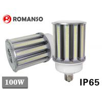 Buy cheap Water Resistance 100 Watt Corn Led Lights Warm / Nature / Cool White from wholesalers