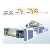 Buy cheap Textile Weaving Machine , Sizing Machine With Four Squeezing from wholesalers