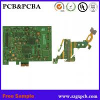 Buy cheap Flexible printed circuit FPC flexible pcb FPCB free sample with CE FCC ROHS UL certification from wholesalers