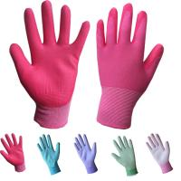 Quality Gardening gloves ,PU coated gloves for sale