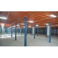 Buy cheap 2 Layers Work Platforms Industrial Mezzanine Systems Loading 800 KG from wholesalers