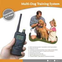 Buy cheap Beep Remote Pet Training Collar , 1000m Multi-Dog Training System With 3 Receivers from wholesalers