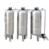 Buy cheap SS304 5TPH Reverse Osmosis Water Purification Plant 380V 50Hz 3 Phase from wholesalers