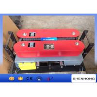 Buy cheap Safety Underground Cable Installation Tools Cable Belt Conveyor 30 - 200 mm2 from wholesalers