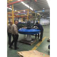 High Speed Surface Floating Aerators Wastewater Treatment Automatic With Stainless Steel Impeller