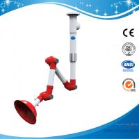 Buy cheap SHP8-Lab Fume Extractor/Exhaust,Ceiling mounted,wall mounted flexible fume extraction arm welding fume extraction arm from wholesalers