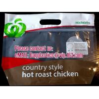 Buy cheap Anti fog bags, Woolworths, Shoprite BAGS, Rotisserie Chicken Bags, Hot roast Chicken bags from wholesalers