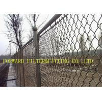 Buy cheap Hot Dipped Galvanized / PVC Coated Fence with Galvanized Iron Wire Material from wholesalers