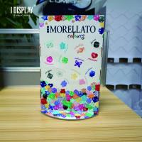 Buy cheap Colorful Cardboard Counter Display / Supermarket Promotion Point Of Sale Counter Display from wholesalers