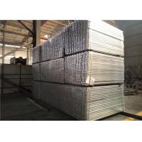Buy cheap Whole sale Q345 Steel Material Perforated Steel Plank With Hooks, Galvanized Scaffolding Steel Board with Hooks product