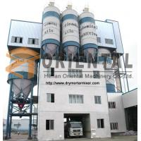 Buy cheap Full automatic dry mortar production line from wholesalers