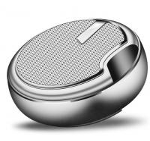 Buy cheap Aluminum Alloymini Portable Bluetooth Speakers Chrome Plating Heavy Metal Design from wholesalers