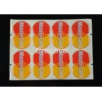 Buy cheap Customized Full Color Printing Polyurethane Domed Labels with 3D Effect from wholesalers