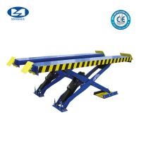 Buy cheap Sinomake SM-DJ-40CB High Quality Color Surface Plate Scissor Lift Car Lift from wholesalers