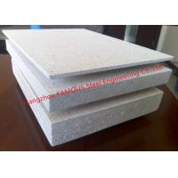 Buy cheap High Density Waterproof MgO Sulfate Board Fire Resistence Cement Fiber Glass Reinforced Magnesium Oxide Panel from wholesalers