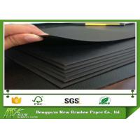 Buy cheap Anti-Curl RecycledWood Pulp BlackPaperboardfor Shopping Bags from wholesalers