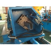 China Stainless Steel U Shape 10m/Min Cold Roll Forming Machine on sale