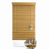 Buy cheap 50mm PVC Venetian Blinds, Customized Colors and Sizes are Welcome from wholesalers