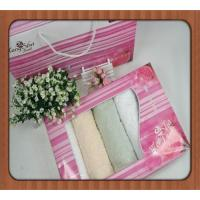 Buy cheap 100% cotton high quality terry embroidery wedding promotional gift towel product