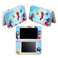 Buy cheap Customized designed vinyl skin stickers for Nintendo 3NDS  xl for dsi xl for 3ds from wholesalers