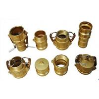 Buy cheap Quick Coupling Flexible Fire Hydrant Hose Adapter By Sand Casting / Pressure Casting product