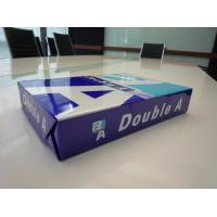 Buy cheap White Double A4 Copy Paper 80gsm/75gsm/70gsm,Xero A4 Copy Paper,Chamax A4 Copy Paper, from wholesalers