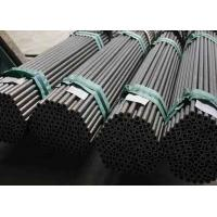 Buy cheap Round Cold Drawn 316L Steel Seamless Pipe , High Temperature Tube from wholesalers