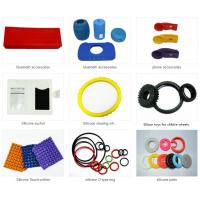 Buy cheap Custom Non Toxic Silicone Rubber Products Case For Game Console , Telescope from wholesalers