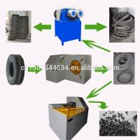Buy cheap Waste tire recycling machines from wholesalers