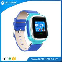 Buy cheap Easy Learn V80-1.0 Wearable Lady Wrist Watch Children Watch GPS Tracker Anti-off Alarm Device product