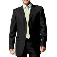 Buy cheap customized S M L XL XXL 100% wool or polyester mens Anti-Shrink business suits product
