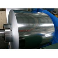 Buy cheap Anti Finger Hot Dipped Galvanized Steel Coils , Galvalume Steel Coil from wholesalers