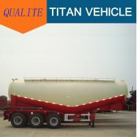 Buy cheap Cement silo trailer for sale | Titan Vehicle from wholesalers