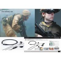 Buy cheap Military throat mic from wholesalers
