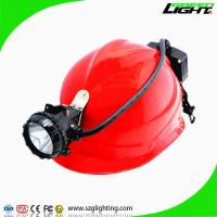 Buy cheap 15000lux high brightness GLS12-A semi-corded led mining light with Rear warning light product