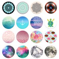 Buy cheap expanding phone stand grip Washable pop sockets mobile phone holder for all smartphones from wholesalers