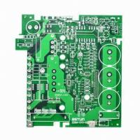 China White silkscreen Rigid Pcb Board with Immersion Gold 1 - 18 Layer IPC-A-610D on sale