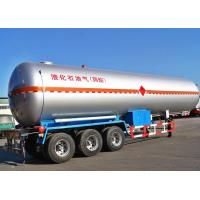 Buy cheap China LPG Tank Trailer, 59.6m3 LPG Tanker Trailer, LPG tank semitrailer, China LPG tanker from wholesalers