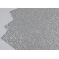 Elegant Sparkle Glitter Paper , Waterproof Sparkly Construction Paper