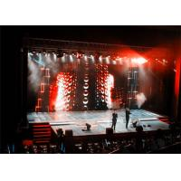 Buy cheap 1R1G1B Outdoor Advertising LED Display High Resolution led video wall 4500 nits from wholesalers