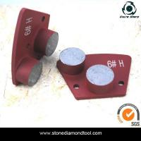 Buy cheap Metal Bond Concrete Grinding Trapezoid Diamonds from wholesalers