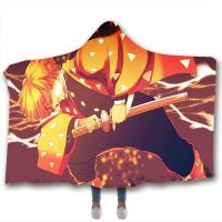 Buy cheap Anime children's adult hooded blanket velvet fabric rectangular hand washable from wholesalers