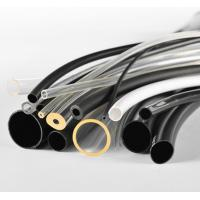 Buy cheap Black PVC Tubing For Electric Cable , Flexible Reinforced PVC Tubing from wholesalers