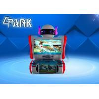 Buy cheap Touch Screen Video 3d Kungfu Simulator Video Game Machine Coin Operated English Version from wholesalers