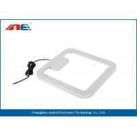 China 65CM Reading Range 13.56 MHz Loop Antenna , ABS Small Loop Antenna on sale