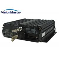Buy cheap SD Card H264 Vehicle Mobile DVR 4CH 960P AHD PAL / NTSC TV System High Reliability product