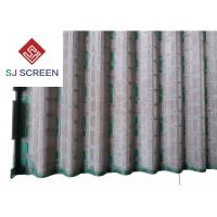 Buy cheap Professional Shale Shaker Screen 20-325 Mesh 1050 X 695mm Size product