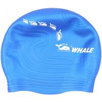Buy cheap High Elasticity Printed Swim Caps Bathing Hat with High Grade Silicone Material from wholesalers