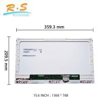 Buy cheap 15.6''  TFT LCD Screen,WXGA HD(1366*768)  lcd Replacement for Laptops B156XTN02.2 LVDS interface from wholesalers