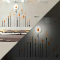 Best selling wall lamp diy wallpaper wall light for for Selling wallpaper